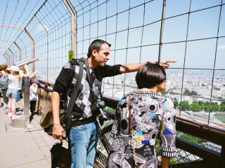 Eiffel Tower Guided Tour to Second Level with Skip-the-Line Access