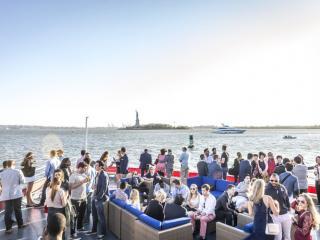 Hudson's at Pier 81 Dinner Cruise