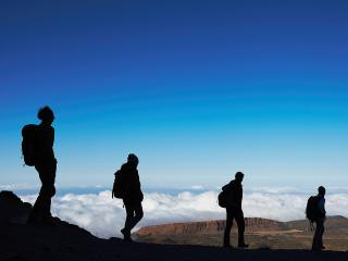 Hike to Mount Teide Peak with Cable Car