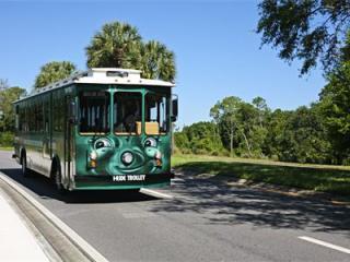 I-RIDE Trolley