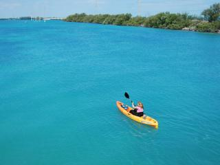 Miami Bike and Kayak Tour