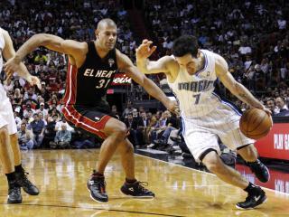Orlando Magic Basketball with Transfers
