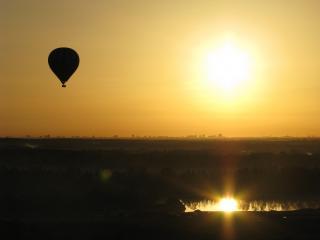 Private Orlando Balloon Flight
