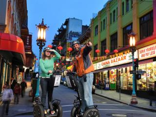 San Francisco Night Segway Tour