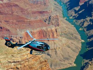 Silvercloud – Deluxe Grand Canyon Helicopter Sunset Tour