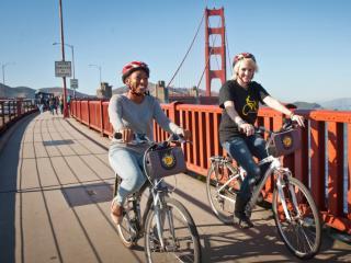 Streets of San Francisco Bike Tour