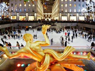 The Rink Rockefeller Center - Apres Skate