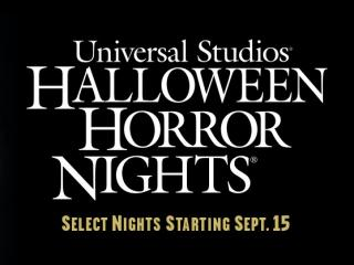 Universal Studios Hollywood Halloween Horror Nights™ Day/Night Combo Ticket
