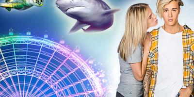 Madame Tussauds, SEA LIFE & ICON Orlando™ Promo Combo Ticket