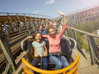 7 Day PortAventura, Ferrari Land & Caribe Aquatic Ticket