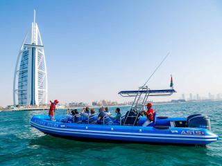 90-Minute Palm Sightseeing Cruise by Speedboat