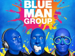 Blue Man Group Las Vegas Tickets