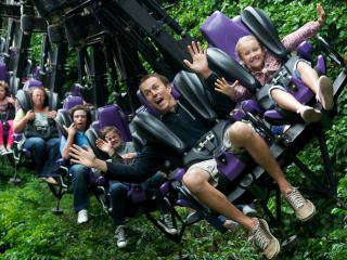 Chessington World of Adventures Resort Half Day Ticket