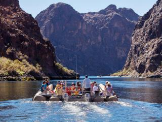 Grand Celebration with Black Canyon Rafting