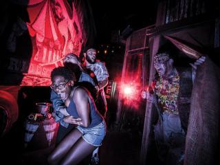 Halloween Horror Nights 1-Night Sunday-Friday Ticket