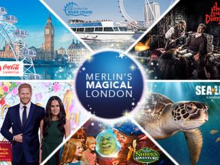 Merlin's Magical London Pass - 6 Attractions in 1