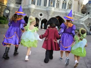 Mickey's Not So Scary Halloween Party at Magic Kingdom Park
