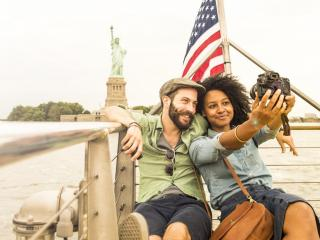 New York Water Taxi Hop-on Hop Off Sightseeing Cruise