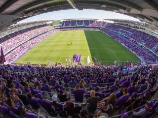 Orlando City Soccer Ticket Only