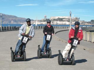 San Francisco Fisherman's Wharf & Waterfront Segway Tour