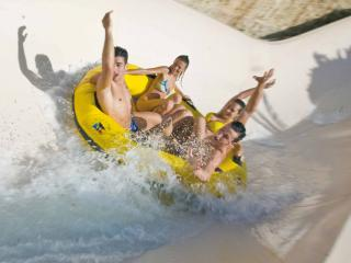 Siam Park Premium Ticket including Free Burger