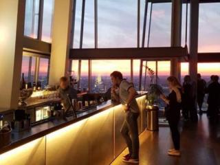 The View from The Shard with Cocktail Experience
