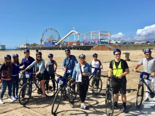 Ultimate L.A. in a Day By Bike