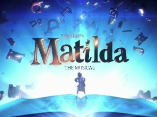 London Shows - Matilda The Musical Ticket