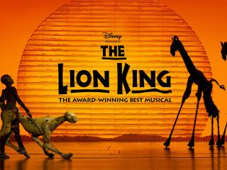West End Shows - The Lion King