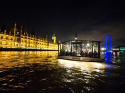 Bateaux Thames Dinner