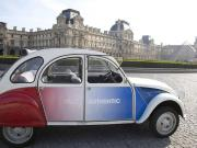 Paris Classics Tour by 2CV The coolest way to see Paris!