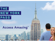 New York Pass with Fast Track Access Admission