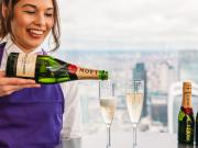 The View from The Shard with Champagne Experience