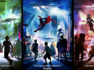 New Superhero Attractions Coming to 3 Disney Parks