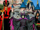 Experience Halloween at Disneyland Paris