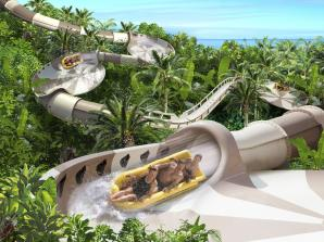 Loro Parque and Siam Park Twin Ticket with Transport including Free Burgers