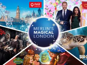 Merlin's Magical London Pass - 5 Attractions in 1