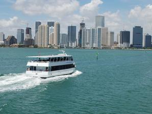 Miami City Tour with Bay Cruise