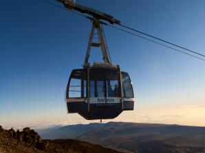 Mount Teide Sunset Tour & Cable Car with transfers