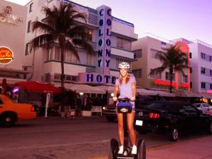 Segway at Sunset Tour - Miami