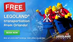 Free Transport to LEGOLAND Florida
