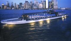 Window Seat Upgrade with Bateaux New York Dinner Cruise