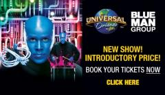 Blue Man Group - New Show!