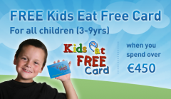 Get the Kids Eat Free Card and pay nothing for your child's meal in over family-friendly restaurants in Orlando. Let's sweeten the deal even more – you'll also get discounts at .