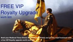Free VIP Royalty Upgrade worth $20
