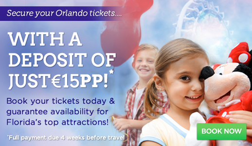 Orlando Deposit Offer - Buy now, Pay Later!
