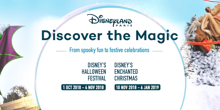 Disneyland Paris - Discover the Magic of Seasons