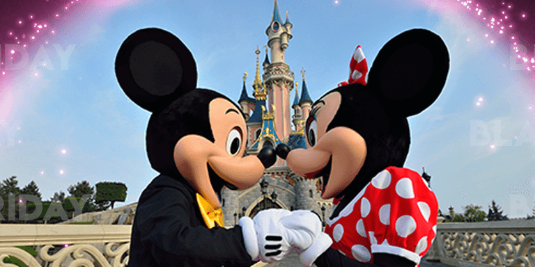 ATI of Black Friday Limited Offer -  Disneyland® Paris