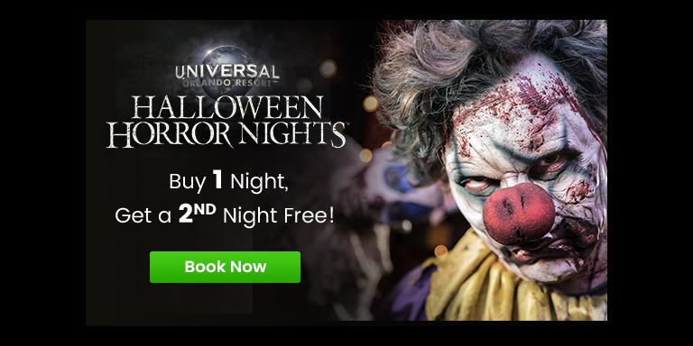 Visit Universal Orlando's Halloween Horror Nights™