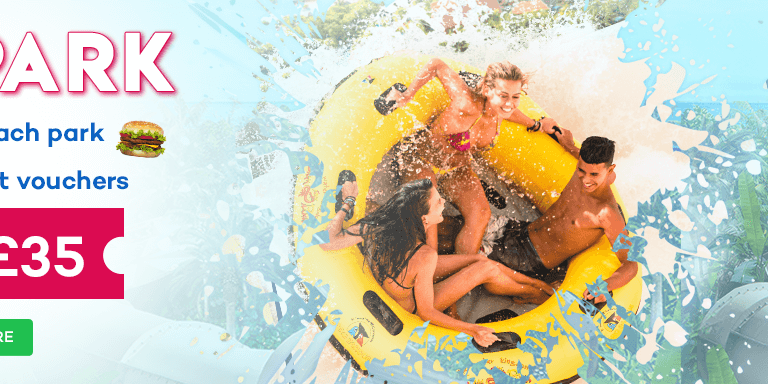 ATD EXCLUSIVE - Free Burger with every Siam Park Ticket logo